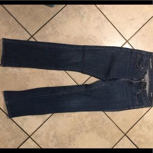 Denim - Straight slim jeans